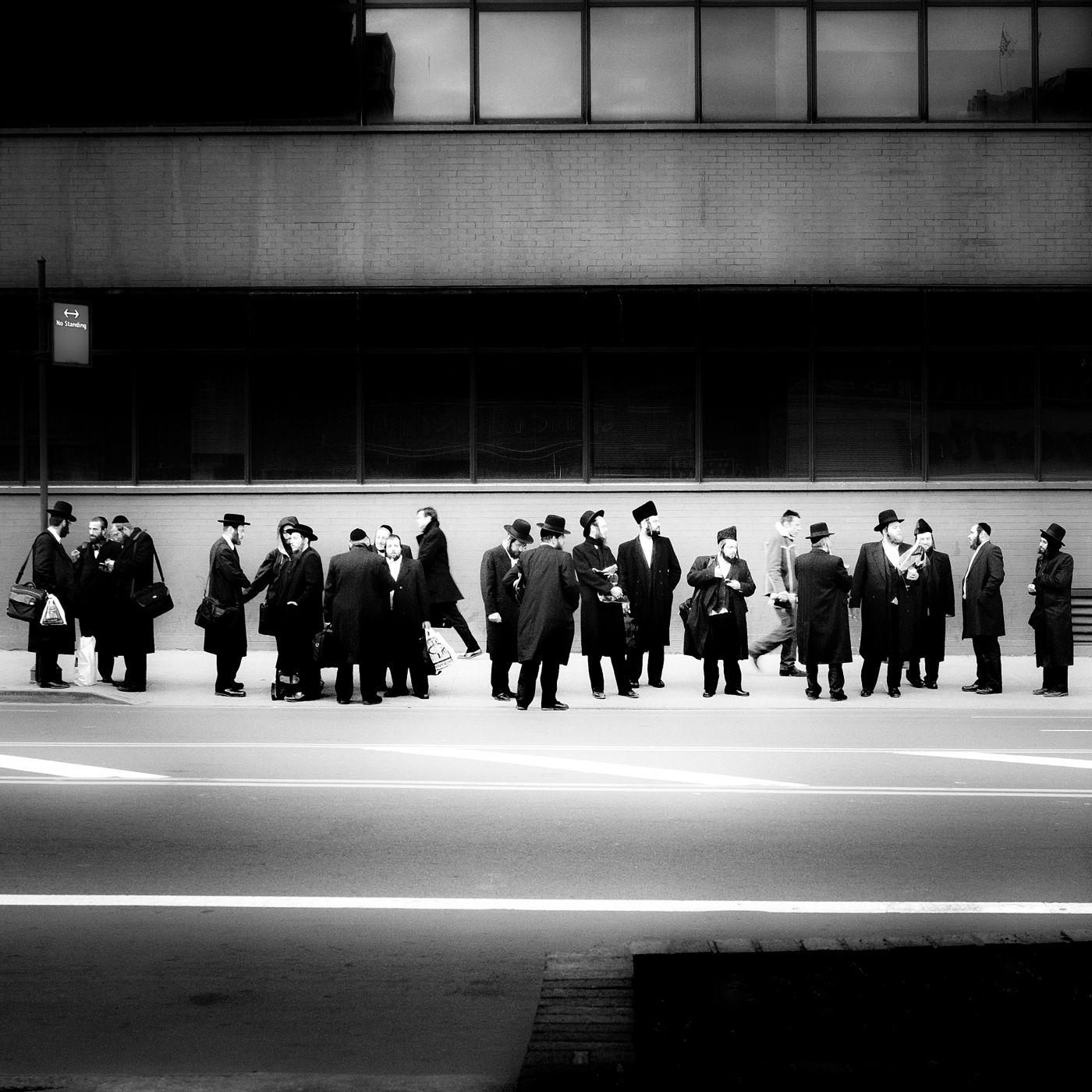 People On The Street, Philadelphia to NYC