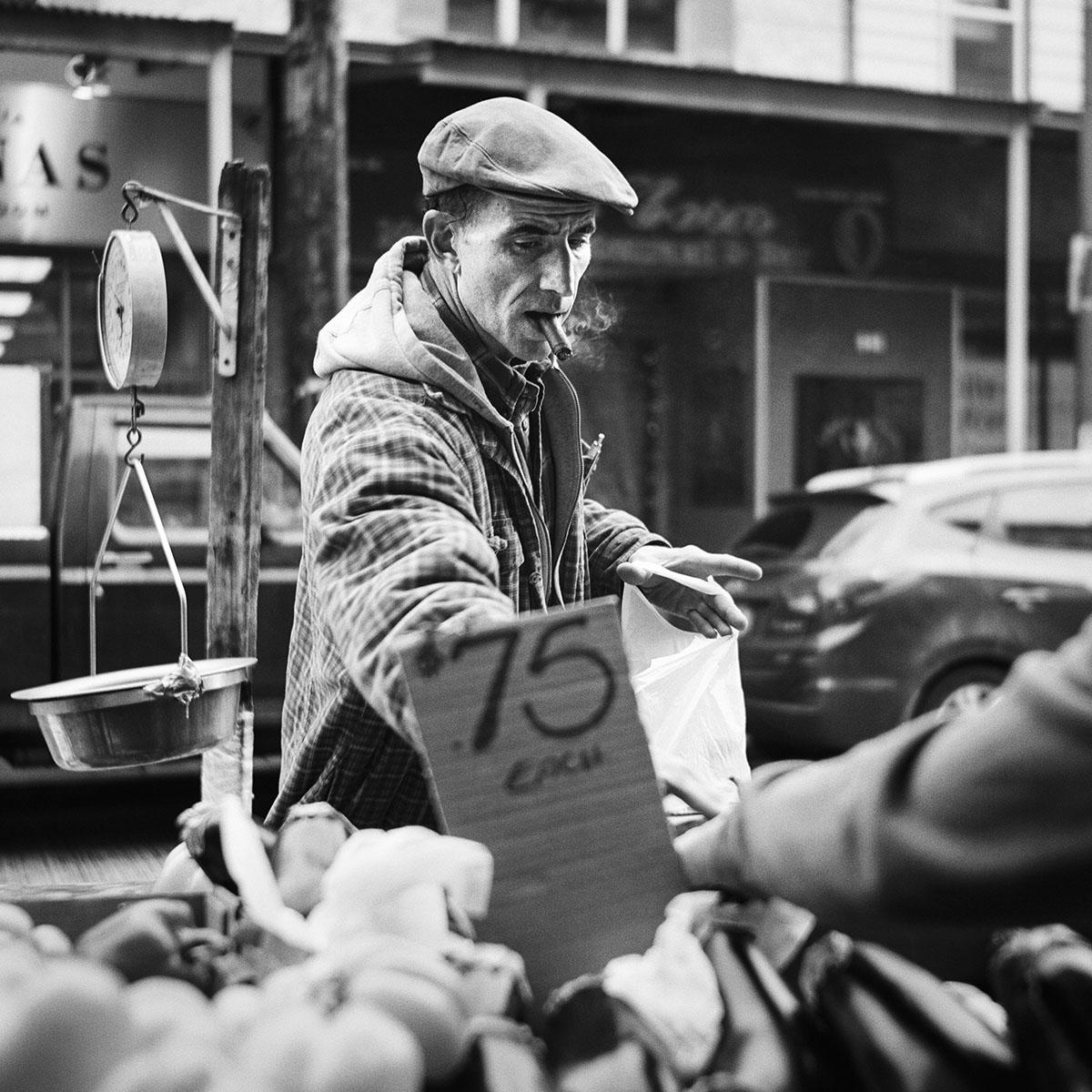 Vendor, Italian Market