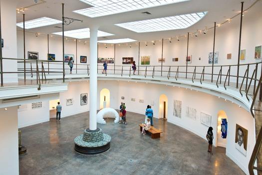 Woodmere Art Museum Photo by J. Fusco